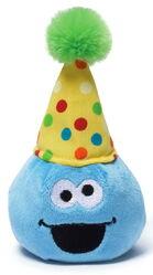 Birthday beanbag pal cookie