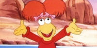 Red Fraggle (animated)