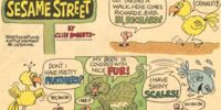 Sesame Street (comic strip)
