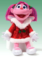 Holiday abby cadabby