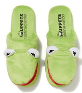 Peter alexander ladies kermit the frog scuff