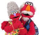 Elmo's grandparents