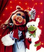 Muppet Mistletoe