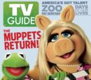 The Muppets (2015) promotion