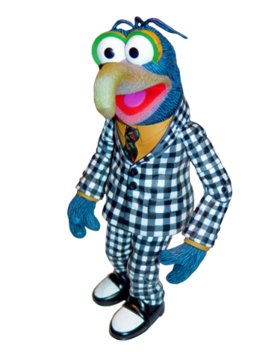 Checkered Suit Gonzo