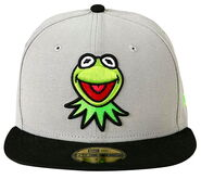 New era 2013 59fifty kermit gray cap 1
