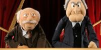 Statler and Waldorf's Alternate Identities and Ages