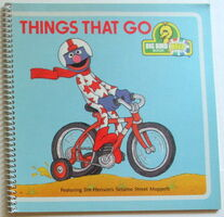 Beep books things that go