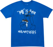 Munchies-Cookie-Monster-Shirt