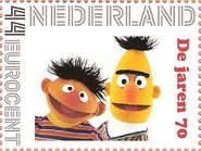 Bert Ernie de Jaren 70 Sesamstraat