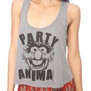 Forever 21 party animal shirt