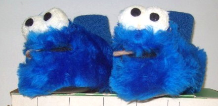 File:Jc penney sesame street slippers 1973 cookie monster.jpg