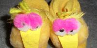 Sesame Street slippers (JC Penney)