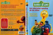 Barrio Sesamo Las Canciones Favoritas De Los Ninos Es La Hora Silenciosa-Caratula