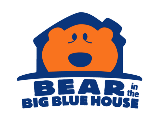 File:Bear in the Big Blue House logo.png