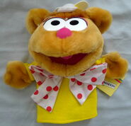 Dakin 1988 baby fozzie puppet
