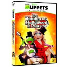 LosMuppets-LaColeccion-2012DVD-LosTelenecosVanAHollywoodLaPelicula