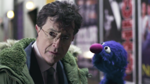 Colbert and Grover