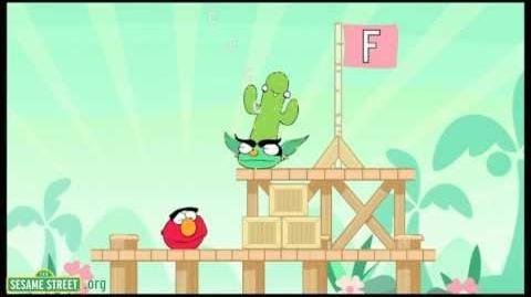 Sesame Street Elmo's Alphabet Challenge Preview - Happy Words