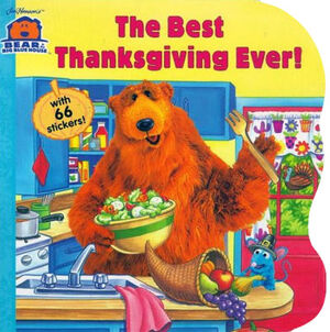 Book.The Best Thanksgiving Ever