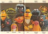 Sesamstrasse information muppets 2