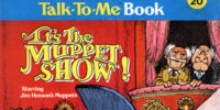 It's The Muppet Show!