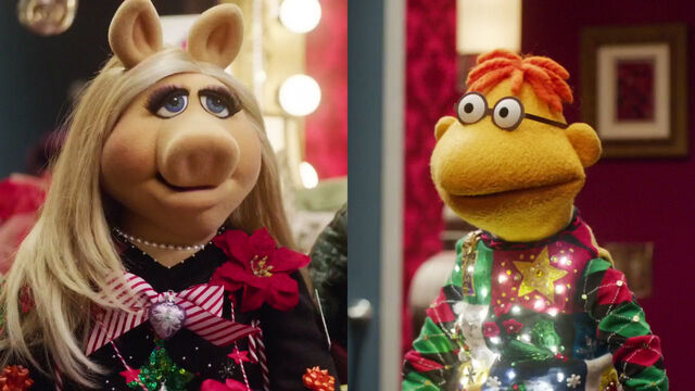 File:George Clooney's Ugly Christmas Sweater Party.jpg