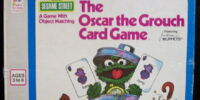 The Oscar the Grouch Card Game