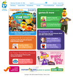Sesameworkshop-website