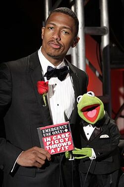 Nick cannon kermit 1