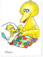 Baby-Bird