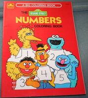 Sesame numbers coloring