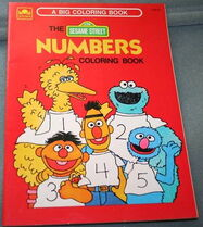 Sesame numbers coloring