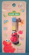 Sony scp mascot elmo baby
