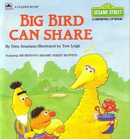 Big Bird Can Share
