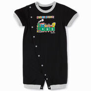 Mono comme ca ism japan 2013 toddler outfit black