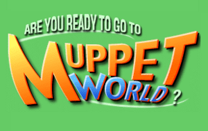 Muppet-world