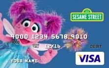 Sesame debit cards 38 abby