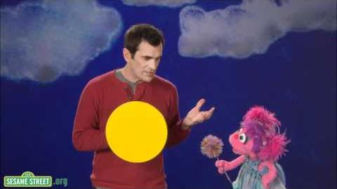 Sesame Street Ty Burrell Hexagon