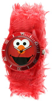 Viva time furry watch elmo