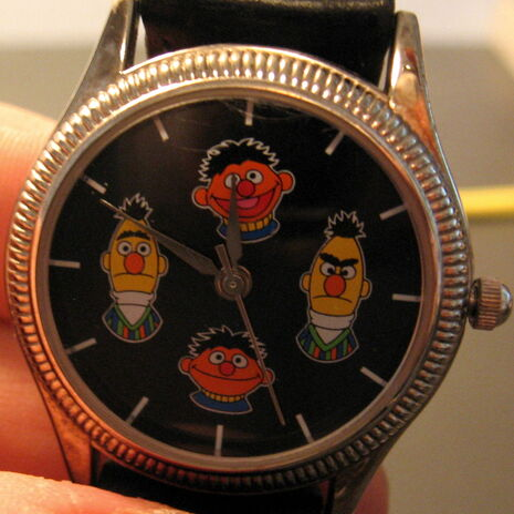 File:Fossil sesame street general store watch ernie bert mood watch.jpg