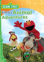 Elmo's Animal Adventures (video)