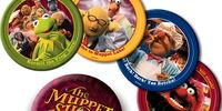 Muppet coasters