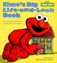 Elmo's Big Lift-and-Look Book