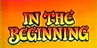 Episode 101: In the Beginning