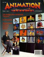 Animation mag fall 1993