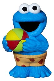 Playskool 2015 bath squirters cookie monster