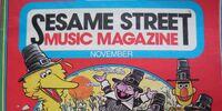 Sesame Street Music Magazine Vol. 1, No. 2