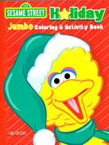 Bendon 2012 holiday jumbo big bird