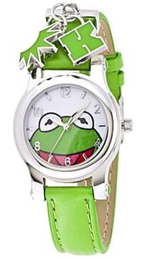 File:Jc penney kermit green strap charm watch.jpg